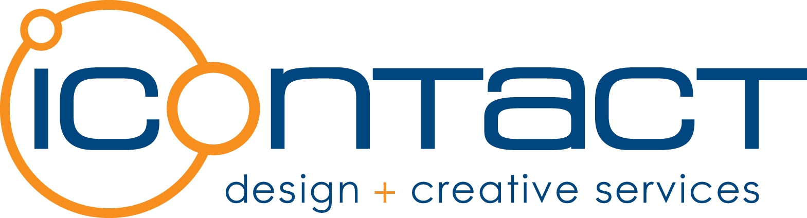 icontact design + creative services logo